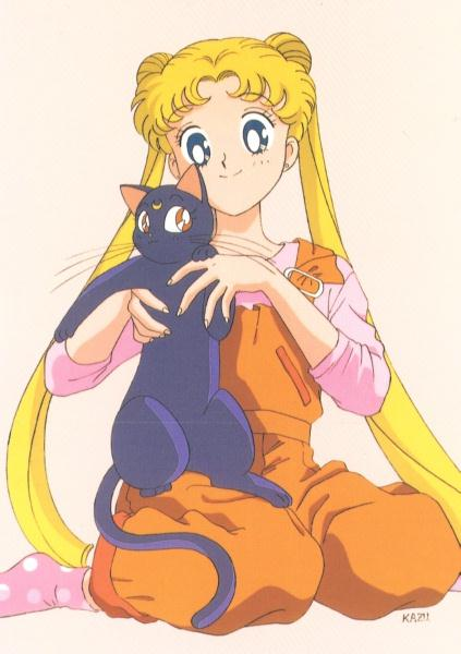 ����� �� ����� Sailor Moon (������ ���)